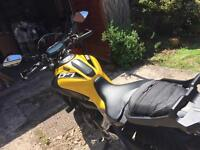 Yamaha MT07 rare extreme yellow