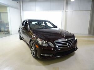 2012 Mercedes-Benz E-Class 4matic Sedan * GPS * Toit Panoramique