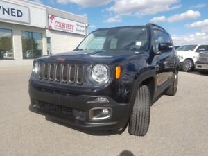 2016 Jeep Renegade 75th Anniversary   Remote Start   Heated Seat