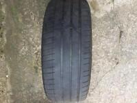 Tyre 225 45 18
