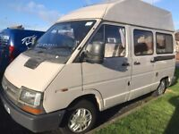 Renault Traffic Camper Holdsworth Conversion £3000ono