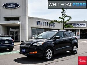2016 Ford Escape S, 2.5 liter, one owner, ford certified program