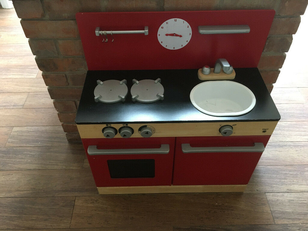 john lewis solid wood play kitchen in newcastle