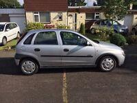 Vauxhall Corsa 2003, 1.2l, 5 door - ideal first car