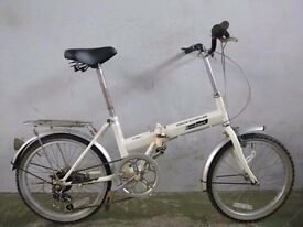 Folding bike 2711A