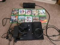 Xbox 1 + Kinect + tv
