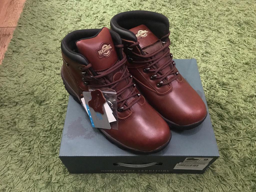 f1fce8e697a Northwest territory walking mens boots 9 New | in Bartley Green, West  Midlands | Gumtree