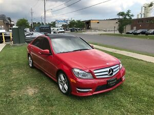 2012 Mercedes-Benz C-Class C300 4MATIC I NAVIGATION I BACK-UP CA