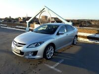 Mazda 6 2.0 petrol low milage in perfect condition