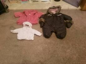 LARGE BUNDLE Newborn girl clothes
