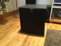 KEF 30B Powered 100W Subwoofer
