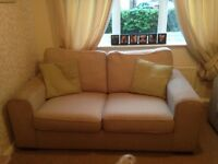 DFS 3 & 2 seater sofa and sofa bed