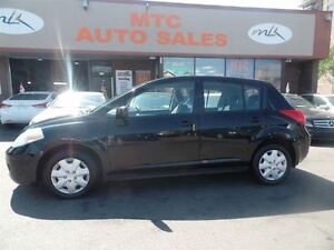 2009 Nissan Versa 1.8S, SUPER CLEAN