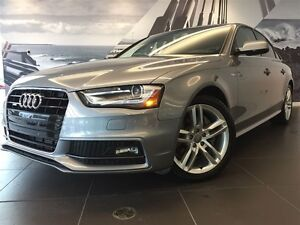 2015 Audi A4 TECHNIK NAV CAMERA B&O