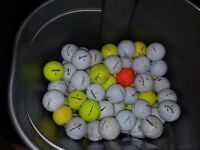 Mixed Golf balls 100