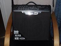 Line 6 Spider III Guitar Amplifier 30Watts, 12 Inch Celestion Speaker, Excellent Condition
