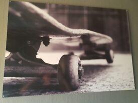 4 Skater Hard Back Photos