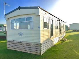 Static Caravan For Sale *SITE FEES INCLUDED FOR 2017* North West Ocean Edge Morecambe Lancaster