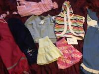 Bundle of clothes 3-4 y