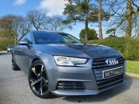 2018 Audi A4 2.0 TDI Ultra Sport 5dr BLACK EDITION STYLING, 19 INCH ALLOYS, LEATHER, TECH PACK