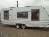 2005 tabbert 565 comtesse lightweight twin axle hobby lmc fendt avondale caravan CAN DELIVER