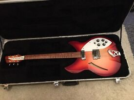 Rickenbacker 330 Immaculate as new condition