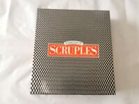 Scruples the Game It's a Question of Scruples the Game of Moral Dilemmas.