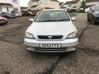 *Vauxhall Astra* *CHEAP* *LOW MILEAGE*