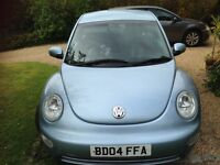 VW BEETLE TDI 2004 Only one owner, good condition, 12 months MOT.