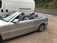 BMW 320 ci convertible 11 months MOT possible swap for 7 seater/cash