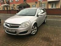 Vauxhall Astra 1.6 Estate Petrol Manual Mot expiry Feb 2018