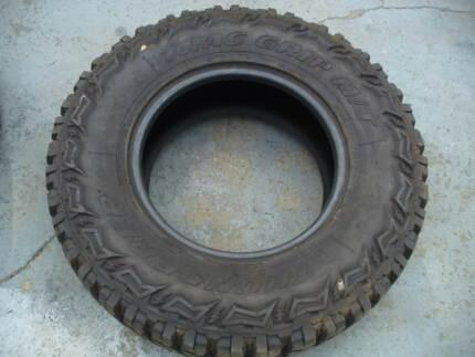 4WD Tyres LT265/75R16 Thunderer X 2 NEW