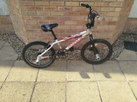 BMX Perfect condition with stunt pegs and completely rotatable handlebars