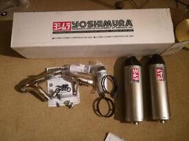 KTM Superduke 990 Yoshimura RS-3C Exhaust