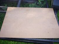 hardboard sheets 3ft x2ft .4mm thick