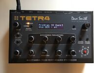 DSI Tetra analog synth module