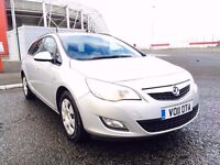 2011 VAUXHALL ASTRA ESTATE 1.3 CDTI *** NEW SHAPE ***