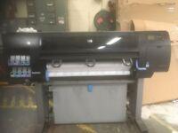 Large Format Printer - HPDesignjet Z6200