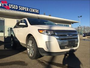 2013 Ford Edge SEL AWD LEATHER NAV MOOONROOF 35500KM