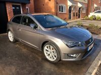 Seat Leon FR 1.4 TSI 150 ACT with tech pack