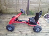 Girls and boys gokart for sale