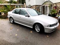 BMW E39 530d SE Auto