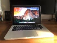 "MacBook Pro 13"" (Early 2011) i5 2.3GHz, 8GB, 240GB SSD + 120GB SSD"