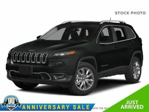 2014 Jeep Cherokee 4WD 4dr Sport