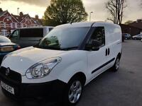 Fiat Doblo 1.2 Litre Diesel with1 Year MOT HPI Clear