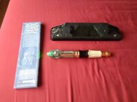 Doctor Who Sonic Screwdriver - Universal Remote Control Very Good/Mint Condition!