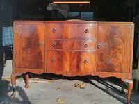 Beithcraft sideboard. Great opportunity to acquire a Scottish-made collector's piece.