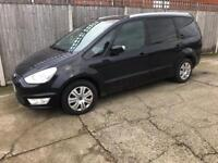 2011 Ford Galaxy 2.0 Diesel Automatic Zetec pco/Uber ready Spares or repair