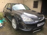 2006 FORD MONDEO 2.2 ST TDCI SPARES REPAIRS DRIVES BUT CUTS OFF