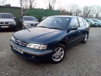 Nissan Primera 1.6 16v Profile Limited Edition 5dr, 2 FORMER KEEPERS. HPI CLEAR. LOW MILEAGE